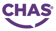 CHAS new logo